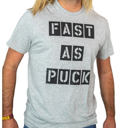 Mitch Fast As Puck